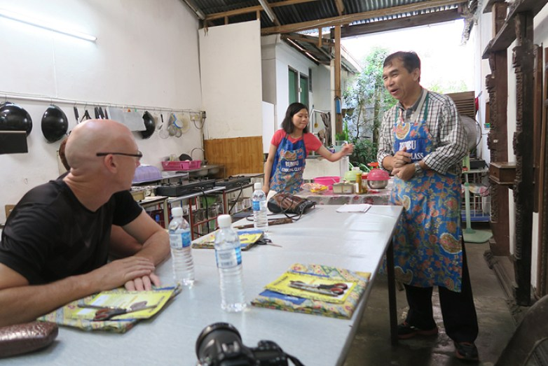 sarawakian cooking class