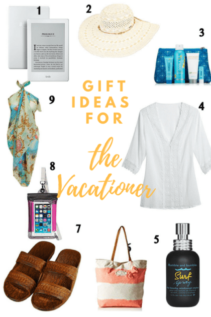 The Ultimate Gift Guide for Vacation Travelers