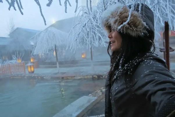 shennong, jilin winter, jilin china