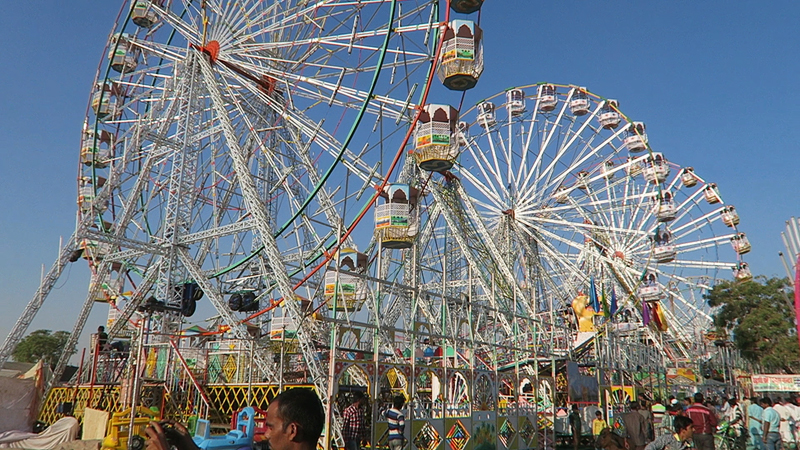 Pushkar Camel Fair Mela Grounds, Pushkar Camel Fair events