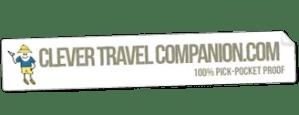 clever travel companion logo