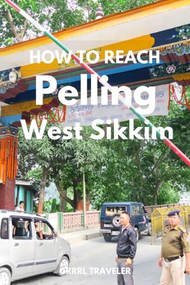 How to Reach Pelling | Darjeeling to Pelling