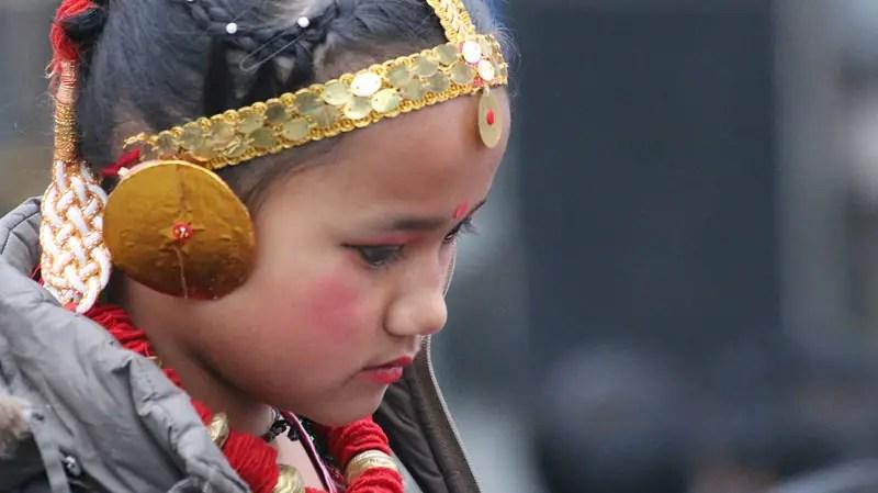 Gorkha tribe dress