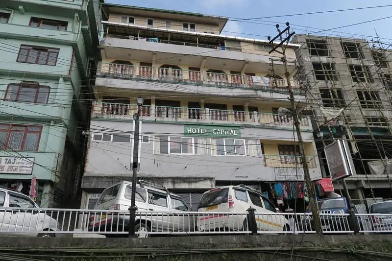 Hotel Capital Darjeeling, where to stay darjeeling