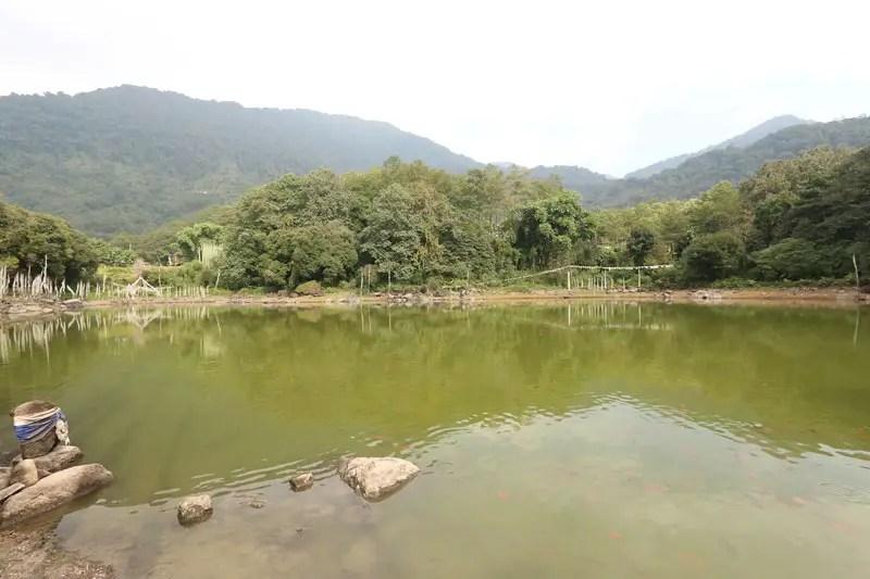 Kathok Lake, Yoksum, Yuksom