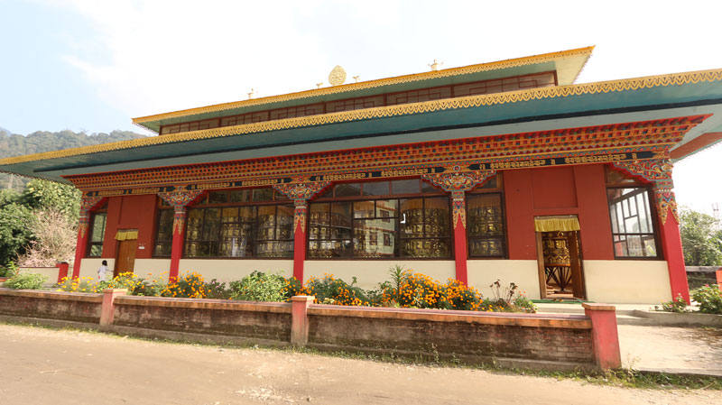 Mani Hall, Yoksum, yuksom travel guide
