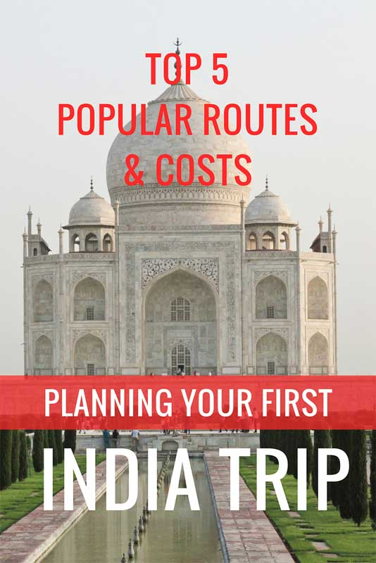 planning your first india trip