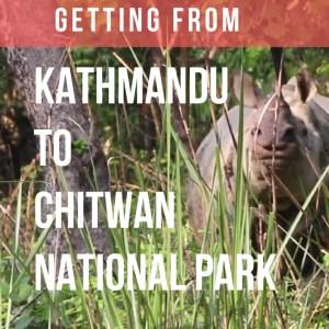 roadtrip tips nepal, getting from kathmandu to chitwan national park