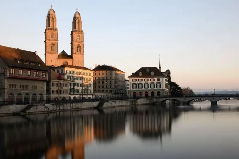 grossmunster church, bahnhofstrasse zurich, Zurich top attractions, zurich attractions, 48 Hour in Zurich, best things to do zurich, what to do zurich, Zurich Travel Guide, polyterrasse zurich