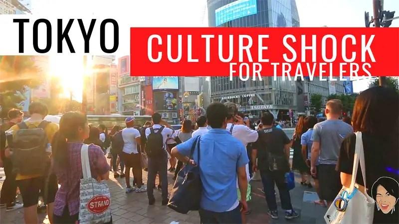 Culture Shock Tokyo