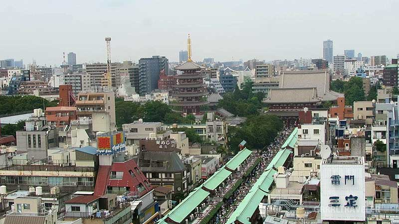asakusa city tokyo, sensoji kaminarimon, asakusa travel guide, asakusa attractions, best things to do in asakusa tokho