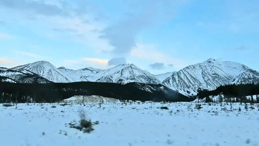 Canadian Rockies british columbia