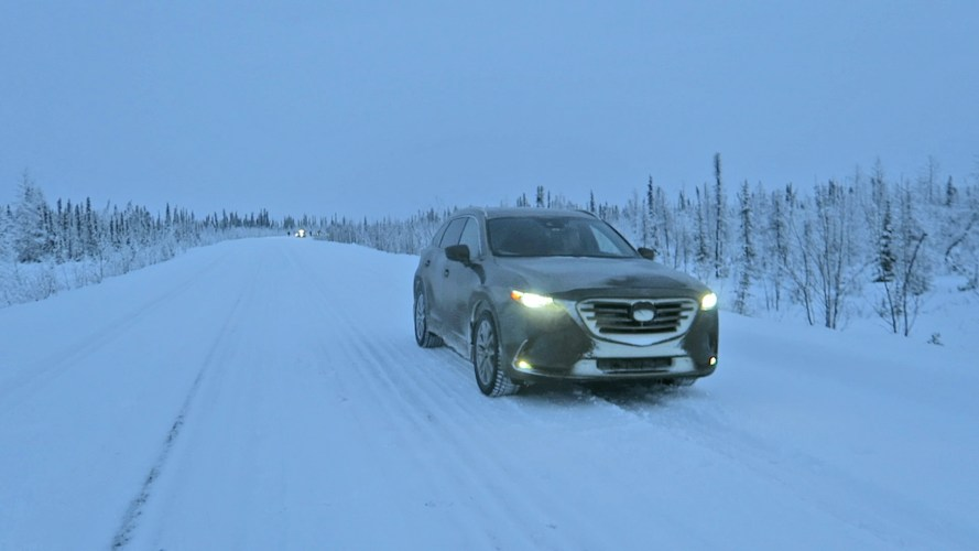 dempster highway, driving dempster Highway