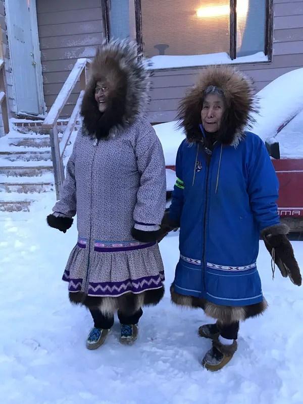 Tuktoyaktuk elders