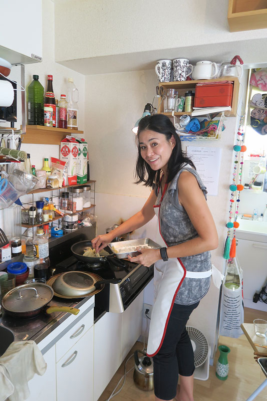 cooking class in tokyo