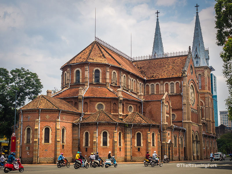 Notre Dame Church, Ho Chi Minh, Ho Chi Minh travel guide