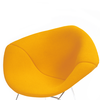 Bertoia Diamond Chair Full Cover Chair Contemporary Harry