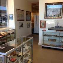 sub branch museum
