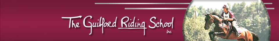 Guilford Riding School Logo