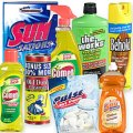 Cleaning Supplies & Equipmen