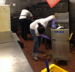 portfolio company restaurant services toronto commercial cleaning kitchen