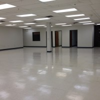 Strip and Wax Floors at a Large Warehouse in Irving, TX
