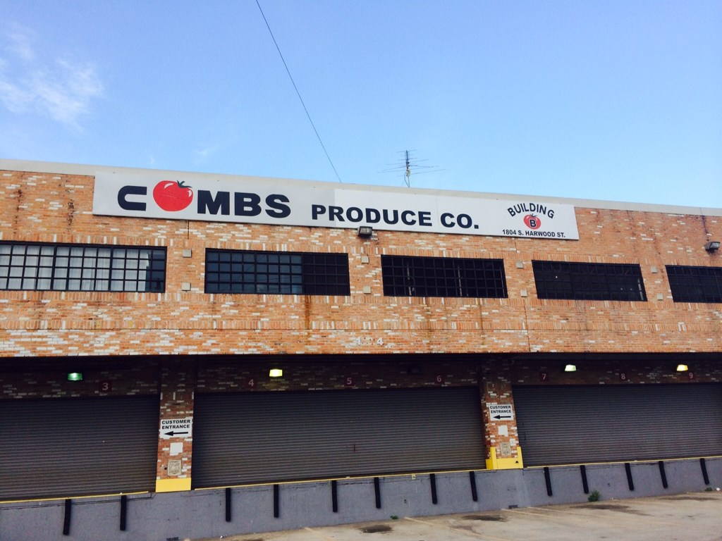 Tomato Producer Warehouse Move-Out Deep Cleaning Service in Dallas. TX