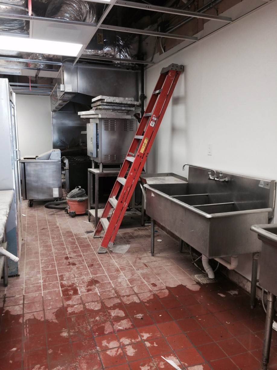 TJ Seafood Restaurant Kitchen Deep Cleaning Service in Dallas ...