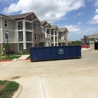 Apartment Complex Post Construction Clean Up in Pottsboro, TX