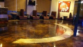 Japanese Restaurant Strip And Seal Floors In Dallas Tx Grubbs