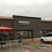 Panda Express Post Construction Cleaning in Terrell, TX