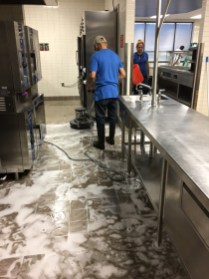 High School Kitchen Deep Cleaning Service in Plano TX   GRUBBS ...