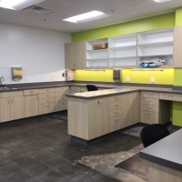 Thrive Vet Care Final Post Construction Cleaning in Dallas, TX