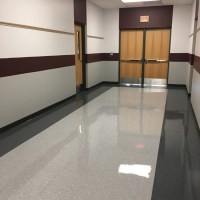 Paint Creek ISD Floors Stripping, Sealing and Waxing in Haskell, TX