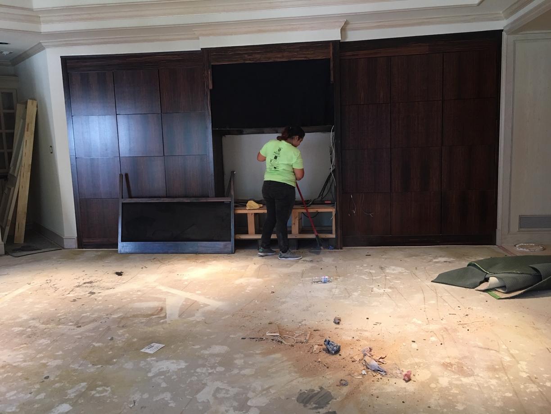 Large Corner Mansion Final Post Construction Cleaning in Dallas TX 00019 Large Corner Mansion Final Post Construction Cleaning in Dallas, TX