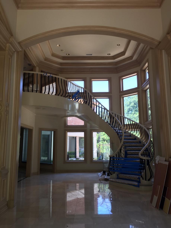 Large Corner Mansion Final Post Construction Cleaning in Dallas TX 00026 Large Corner Mansion Final Post Construction Cleaning in Dallas, TX