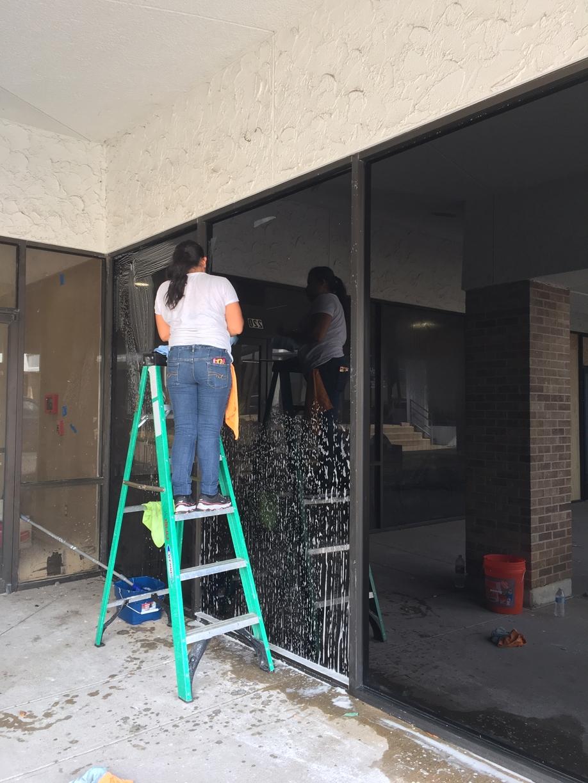 Surgery Center Rough Post Construction Clean Up in Dallas TX 019 Surgery Center Rough Post Construction Clean Up in Dallas, TX