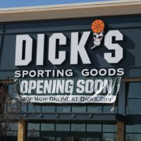 Dick's Sports Floors Stripping, Sealing and Waxing in Lewisville, TX