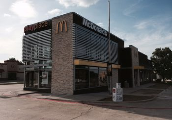 Fast Food Chain Post Construction Cleaning in Frisco TX 01 3204ae31b2c814aee66774bbb61ea236 350x245 100 crop McDonalds Fast Food Chain Post Construction Cleaning in Frisco, TX