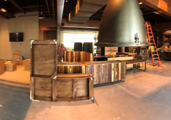 Haywire Restaurant Rough Post Construction Cleaning in Plano TX 004 d03b16da50ee21e418c210ad37a32f48 350x245 100 crop Haywire Restaurant Final Post Construction Cleaning in Plano, TX