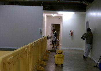 Martial Arts Gym Post Construction Clean Up 011 c176a7252b6d5acbae159f8c8a15d379 350x245 100 crop Martial Arts/Gym Post Construction Cleanup