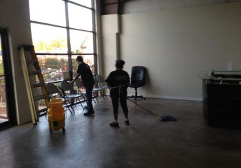Martial Arts Gym Post Construction Clean Up 017 36d61f33d3ec65f9ee593a0e607b7114 350x245 100 crop Martial Arts/Gym Post Construction Cleanup