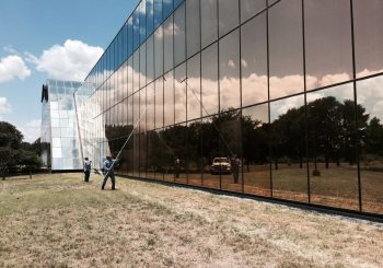 Phase 2 450000 sf. Exterior Windows Cleaning in Dallas TX 10 5dcbfee102168c96de0afc358fb2e513 350x245 100 crop Glass Building 450,000+ sf. Exterior Windows Cleaning Phase 2 in Dallas, TX