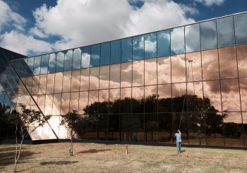 Phase 2 450000 sf. Exterior Windows Cleaning in Dallas TX 16 443d7040e848c8153380b54dfeb29f03 350x245 100 crop Glass Building 450,000+ sf. Exterior Windows Cleaning Phase 2 in Dallas, TX