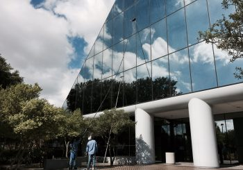 Phase 2 450000 sf. Exterior Windows Cleaning in Dallas TX 23 a115f4fc66efed367108fa353c803c66 350x245 100 crop Glass Building 450,000+ sf. Exterior Windows Cleaning Phase 2 in Dallas, TX