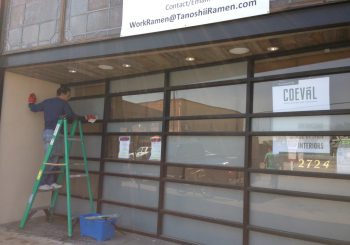 Tanoshii Restaurant Bar Post Construction Cleaning in Downtown Dallas Texas 02 9d57e73476cbcacadd9431313954e382 350x245 100 crop Restaurant / Bar Post Construction Clean Up in Downtown Dallas, TX