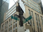 Cnr 5th Ave and 57 st