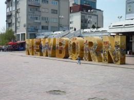 A symbol of the new birth of Kosovo