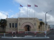 The old National Tobacco Company Building in Napier