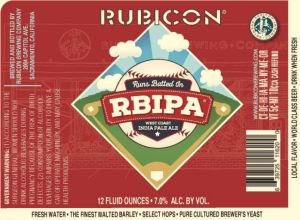 Rubicon Runs Batted In IPA